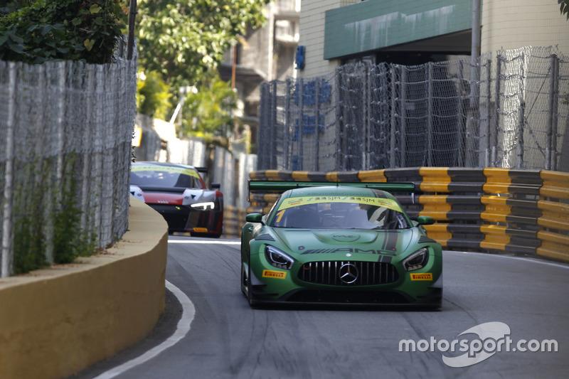 3. Maro Engel, Mercedes-AMG Driving Academy, Mercedes-AMG GT3