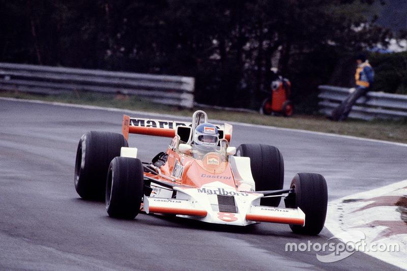 Patrick Tambay, McLaren M26 Ford (1976-1979)