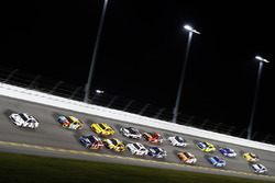 Brad Keselowski, Team Penske Ford Kyle Busch, Joe Gibbs Racing Toyota David Ragan, Front Row Motorsports Ford