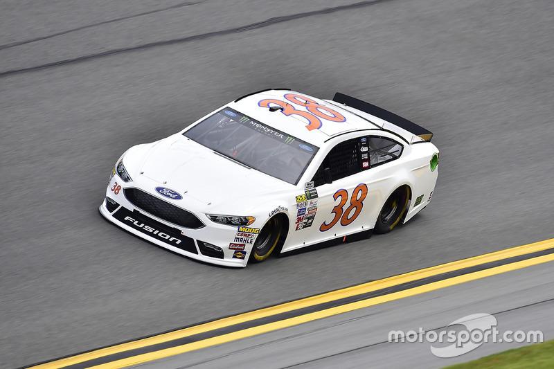 Дэвид Рейган, Front Row Motorsports, Ford