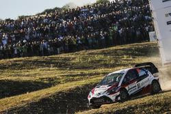 Ярі-Матті-Латвала, Міікка Анттіла, Toyota Yaris WRC, Toyota Racing