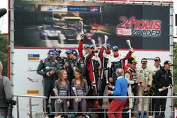 Marc Weber, Nico Stuerzinger, Mike Fenzl, Pieder Decurtins, RacingT2 Switzerland