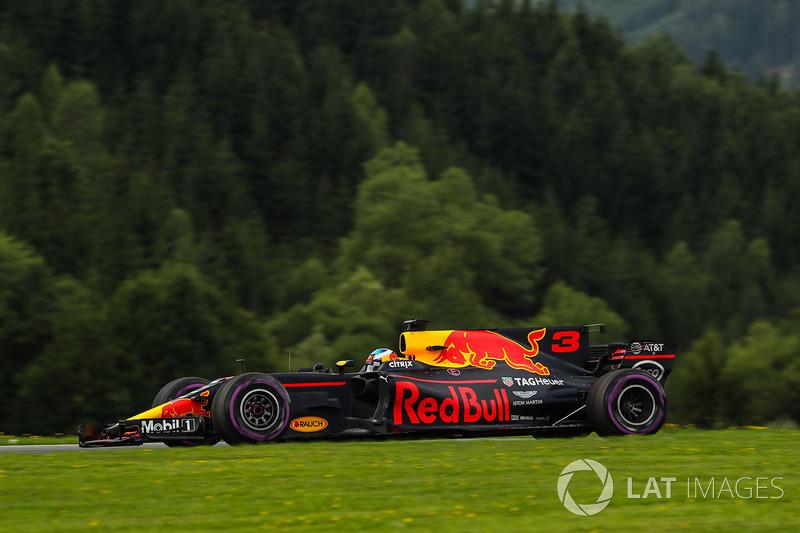Даніель Рікардо, Red Bull Racing RB13