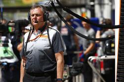 Mario Isola, Yarış Mühendisi, Pirelli Motorsport