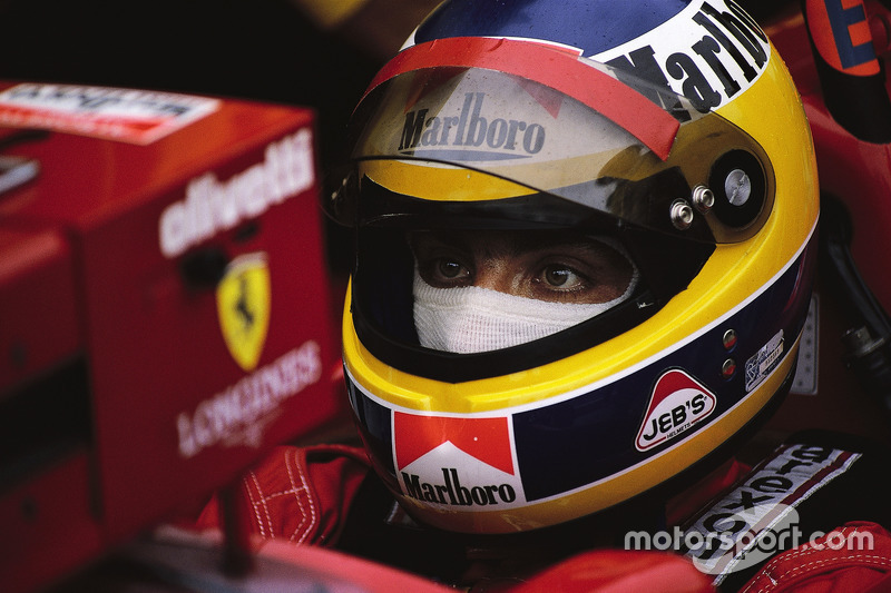 Мікеле Альборето, Ferrari