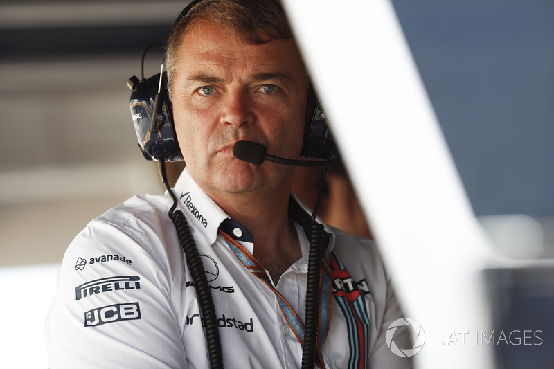 Девід Реддінг, керівник команди Williams F1