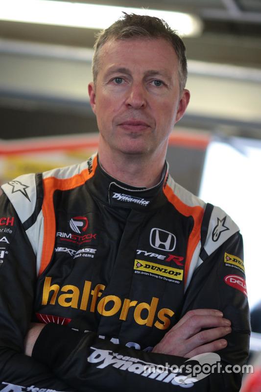 Matt Neal, Halfords Yuasa Racing, Honda Civic Type R