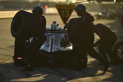 #13 Rebellion Racing, ORECA 07: Neel Jani, Sébastien Buemi, Nick Heidfeld