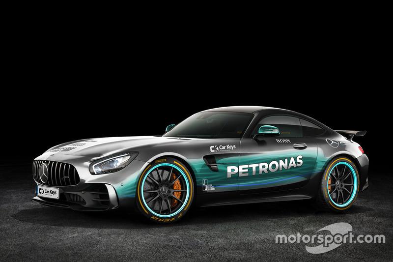 Mercedes AMG GT / Mercedes AMG F1