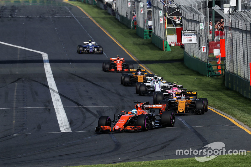 НФ. Фернандо Алонсо (McLaren)