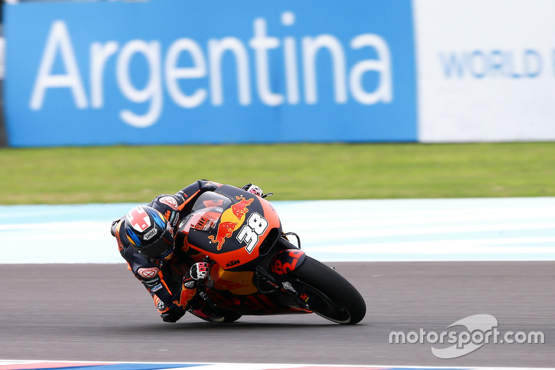 19. Bradley Smith, Red Bull KTM Factory Racing