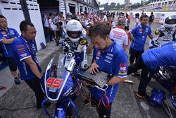 Galang Hendra, Asia Production 250cc