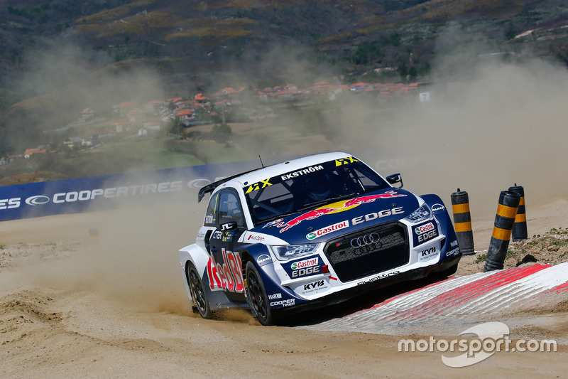mattias ekstr m eks audi s1 eks rx quattro montalegre photos world rallycross. Black Bedroom Furniture Sets. Home Design Ideas