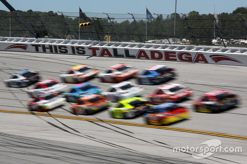 Renn-Action in Talladega