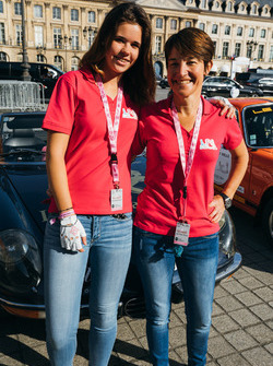 Анн Сампер и Матисс Лемони, Alfa Roméo Spider