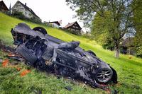 Unfall von Richard Hammond