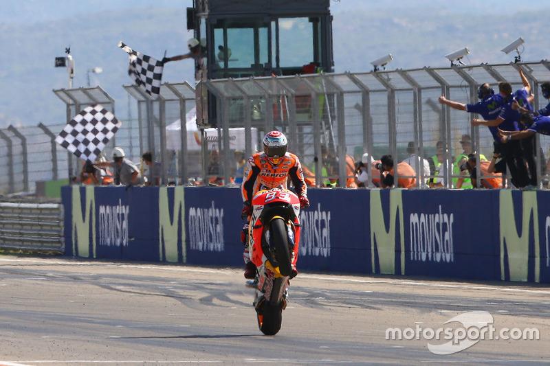 28. GP de Aragón 2016 - Motorland