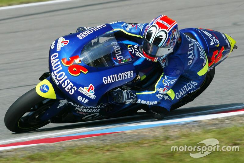 2002 - Shinya Nakano (MotoGP)