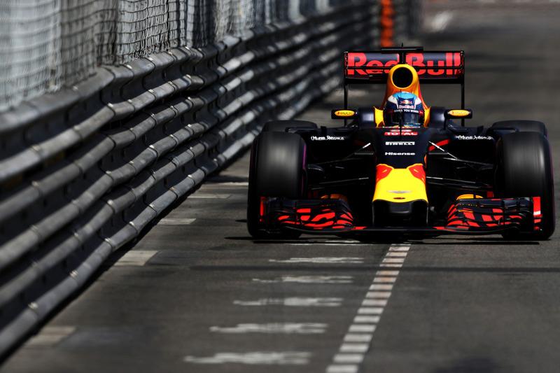 Monaco, Monte Carlo: Daniel Ricciardo (Red Bull)