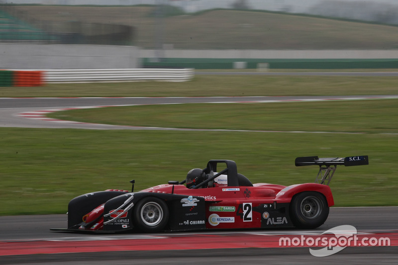 Ranieri Randaccio, Lucchini P2 07 Honda-CN4 #42, SCI Team