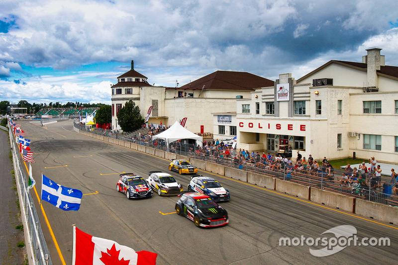 #6: Rallycross-Action