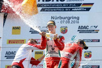 F4 Germania: Nürburgring