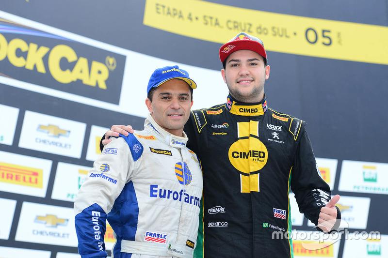 Max Wilson ve Felipe Fraga