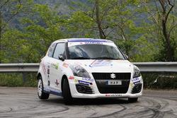 Giorgio Cogni, Suzuki Rally Cup