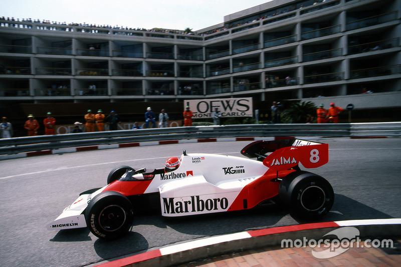 1984 - Niki Lauda, McLaren TAG-Porsche