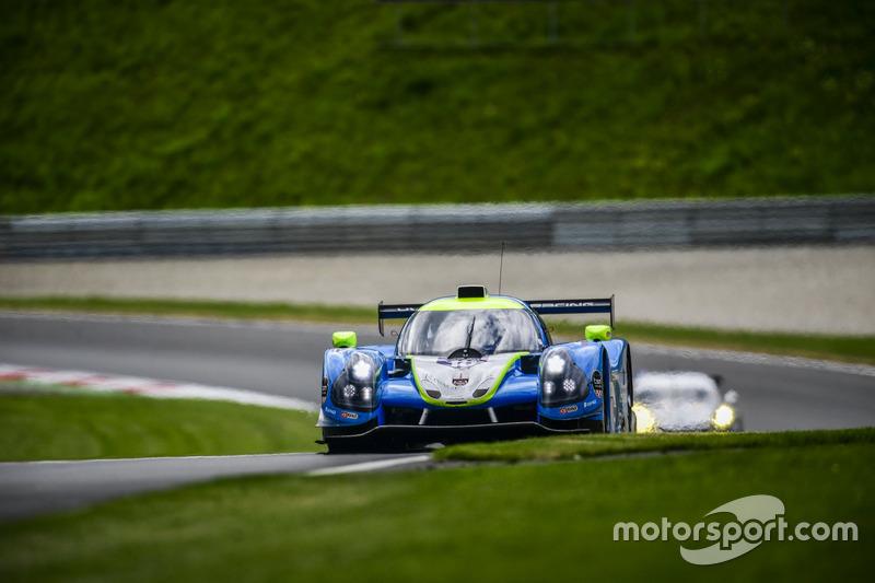 #18 M.Racing - YMR Ligier JSP3 - Nissan: Thomas Laurent, Yann Ehrlacher, Alexandre Cougnaud