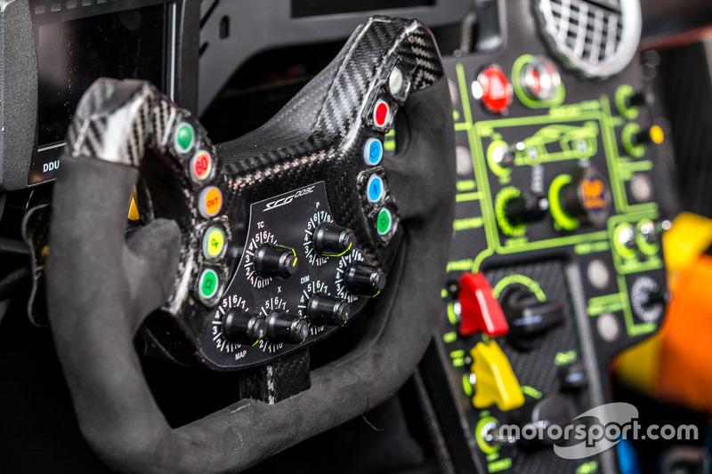 #701 Scuderia Cameron Glickenhaus, SCG SCG003C detail
