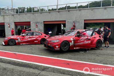 Test Romeo Ferraris a Varano
