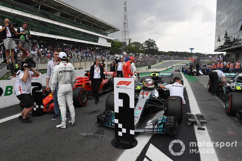 Льюіс Хемілтон, Mercedes AMG F1, Пол ді Реста, Sky TV