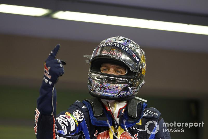 Этот титул стал для него лишь первым – впереди его и Red Bull ждали еще три великолепных сезона