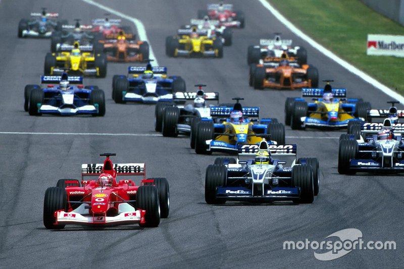 Гран При Испании 2002