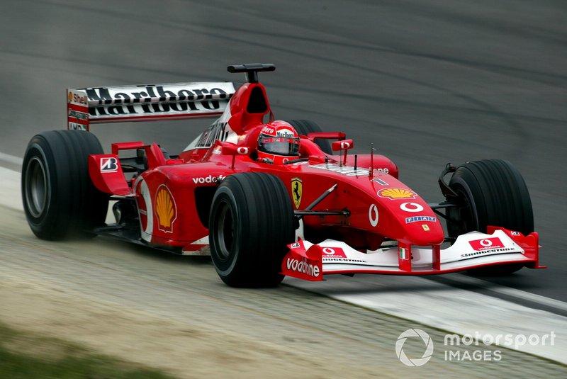 65勝目:2003年サンマリノGP