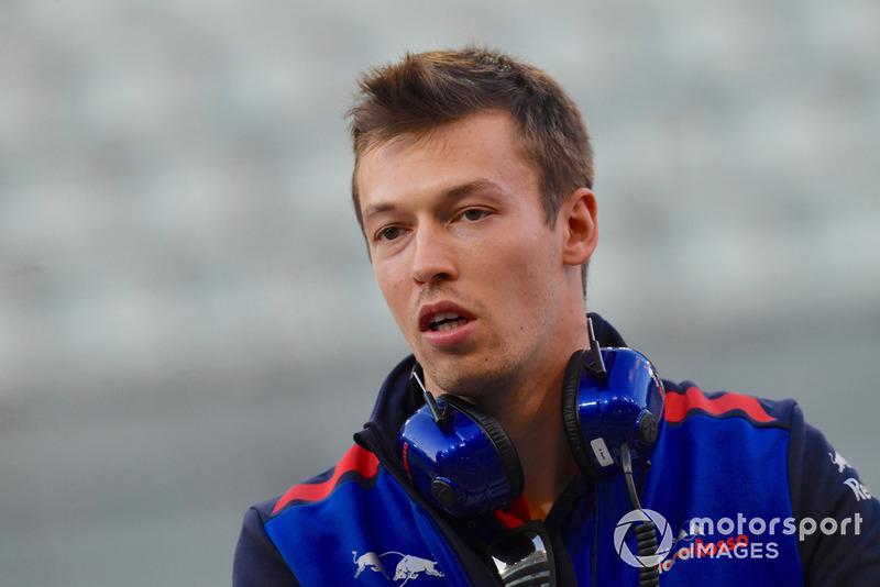26. Данііл Квят, Red Bull Toro Rosso Honda