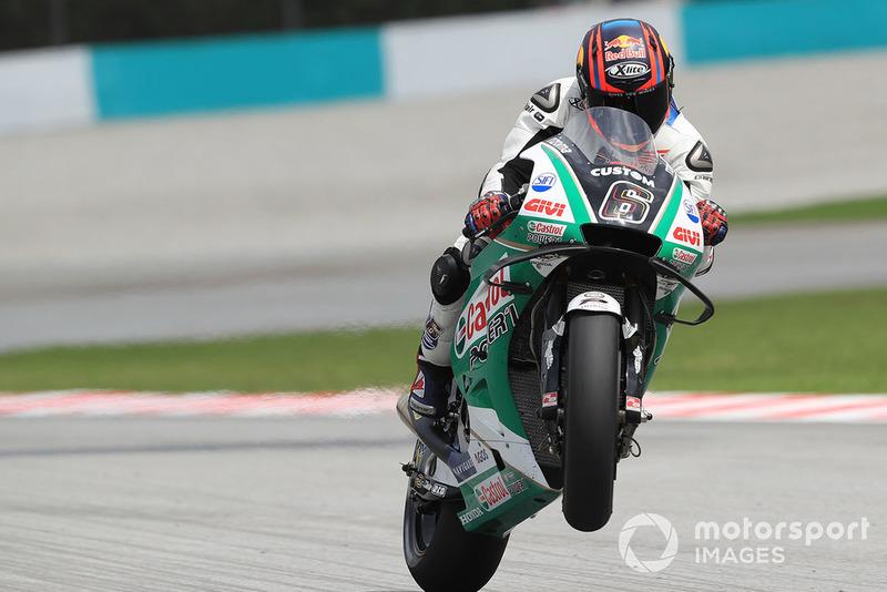 MotoGP Malaysia: Stefan Bradl, LCR Honda