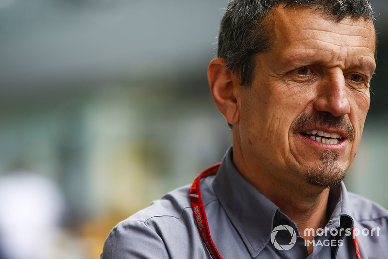 Guenther Steiner, director del equipo, Haas F1