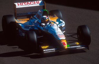 Alessandro Zanardi, Lotus 109