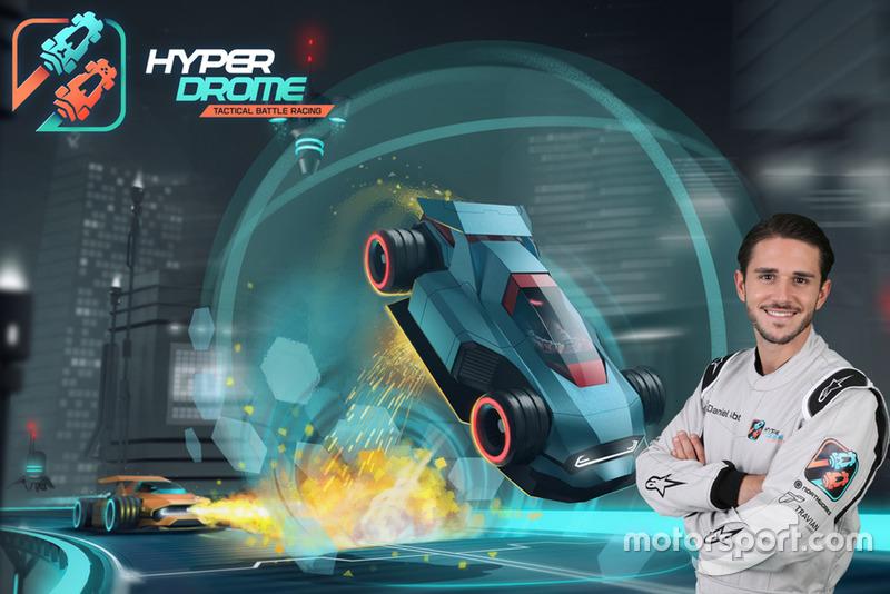 Daniel Abt e Hyperdrome