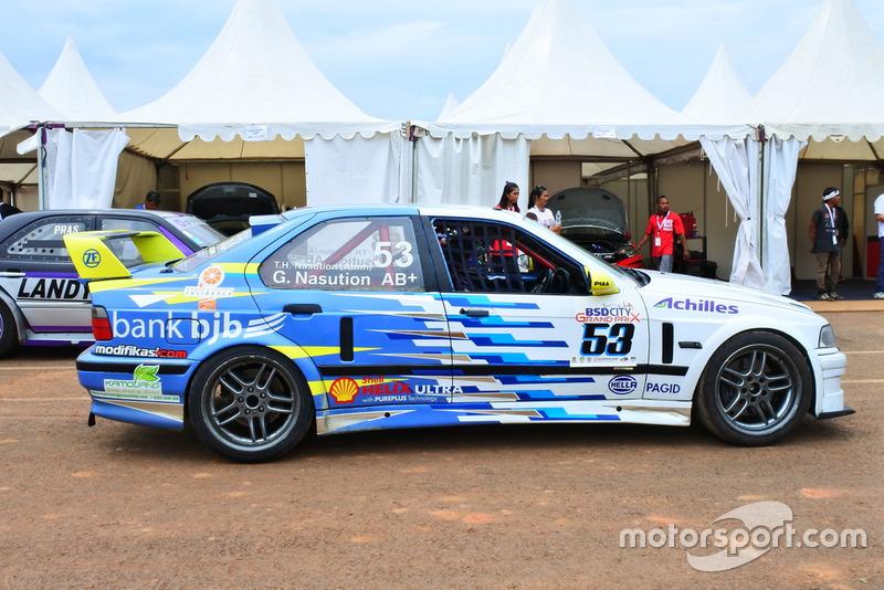 Gerry Nasution, BMW Team Astra