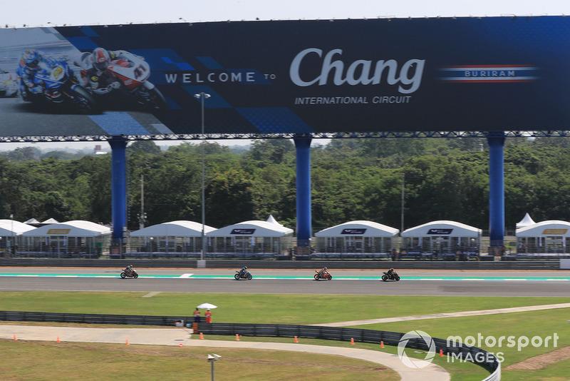 #3: Chang International Circuit (Tailândia) - 181,982 km/h