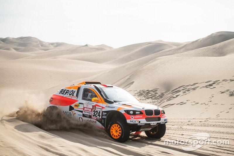 #324 Sodicars Racing: Isidre Esteve