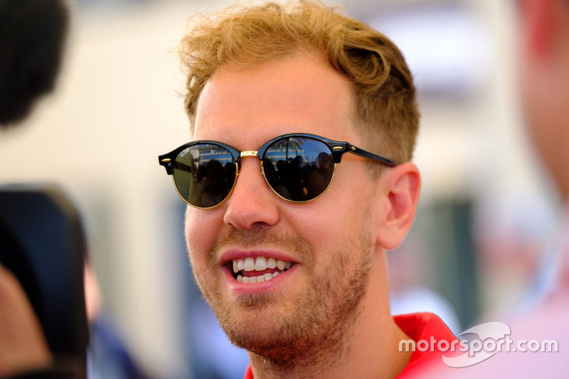 2018 - Sebastian Vettel, Ferrari