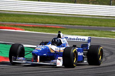 Silverstone F1 histórico
