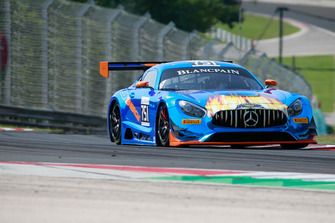 #751 Sun Energy 1 by AKKA ASP Team FRA Mercedes-AMG: Kenny Habul, Tristan Vautie Patrick