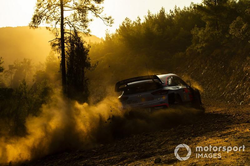 Andreas Mikkelsen, Anders Jæger, Hyundai Motorsport Hyundai i20 Coupe WRC McKlein