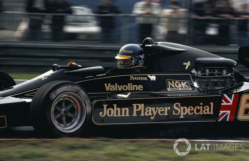 Ronnie Peterson, Lotus 79-Ford