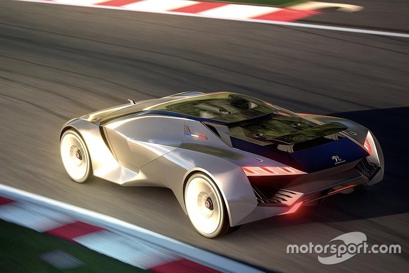 PEUGEOT Vision Gran Turismo (juni 2015)